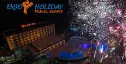 Луксозна Нова година в Текирда! 3 нощувки със закуски и 2 вечери в хотел Ramada by Wyndham Tekirdag 5* с уелнес център, плюс транспорт