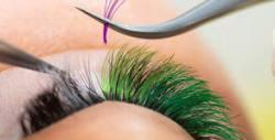 """Удължаване и сгъстяване на мигли по метода """"косъм по косъм"""""""