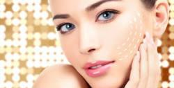 Биохимичен пилинг на лице с немската медицинска козметика BDR