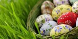 """Забавление за малки и големи! Уъркшоп """"Великденски украси"""" на 16 Април"""