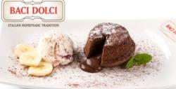 Шоколадови суфлета - 2 броя класически и 2 броя без захар и глутен