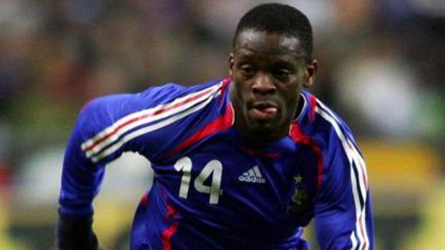 Saha missing for France - Eurosport