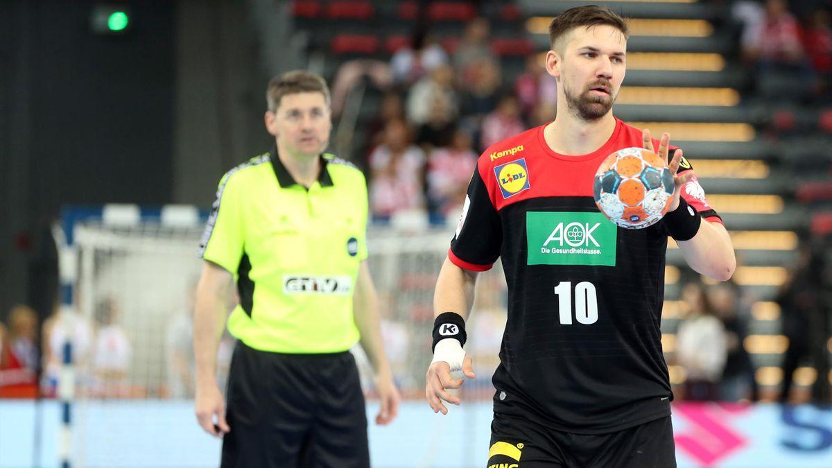 wm spielplan steht handballer starten
