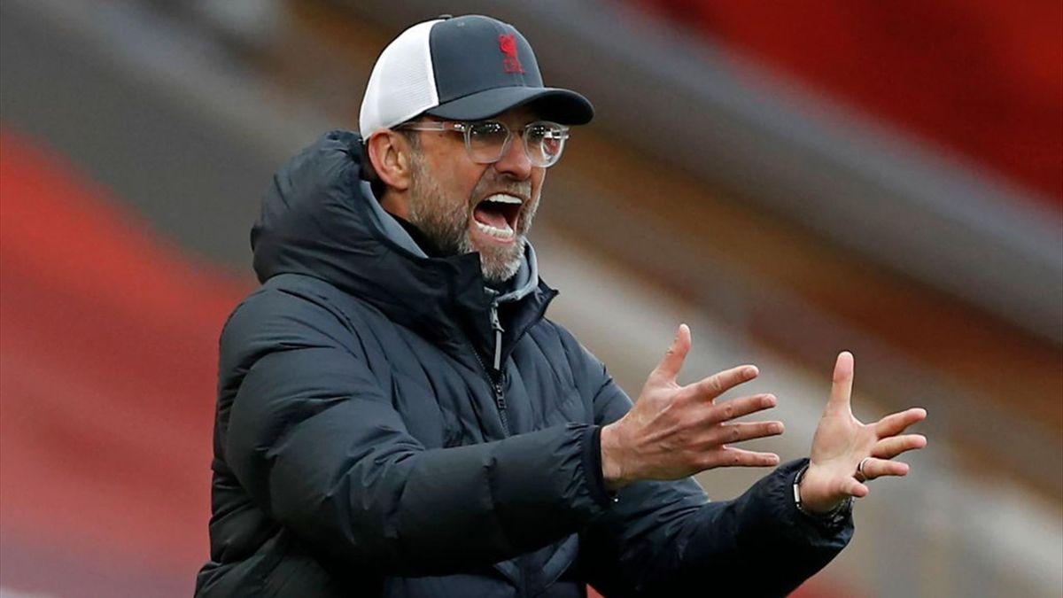 Opinion: Liverpool won't sack Jurgen Klopp, but something has to change at  Anfield - Eurosport