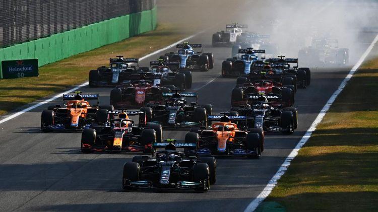 Formel 1 - Sprintrennen: F1-Boss Domenicali regt Aufwertung durch  Titelwertung und Grand Slam an - Eurosport