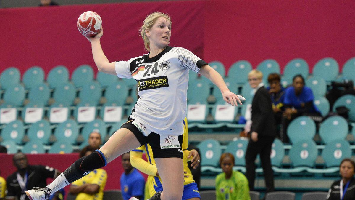 kongo bei der handball wm der damen