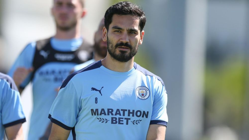 Ilkay Gundogan tests positive for Covid-19, Man City confirm midfielder to  self-isolate for 10 days - Eurosport