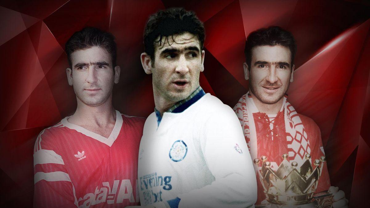 La leyenda del número 7. De La Retraite Au Royaume Les Deux Mois Qui Ont Tout Change Pour Cantona Eurosport