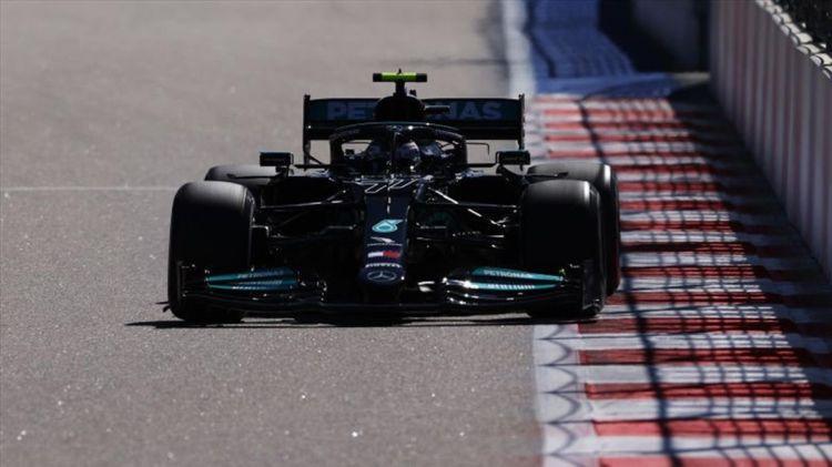 F1, dominio Mercedes nella FP1 del GP di Russia! Bottas precede Hamilton e  Verstappen, 4° Leclerc, 7 - Eurosport