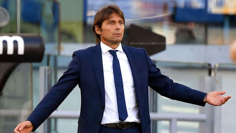 Antonio Conte leaves Inter Milan after winning Serie A title