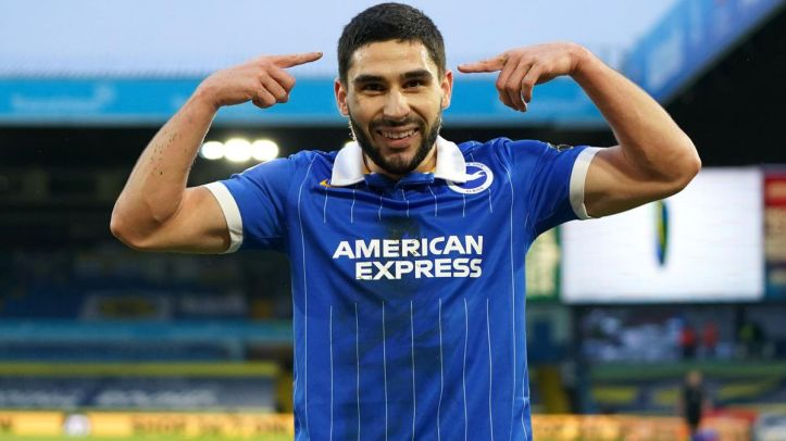 With Danny Welbeck on the side-lines with injury (shock), Neal Maupay needs to step-up up for Brighton | Premier League Matchday 1