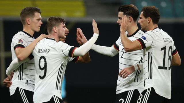 Alemania-Ucrania: Remontada teutona en busca del liderato - Eurosport