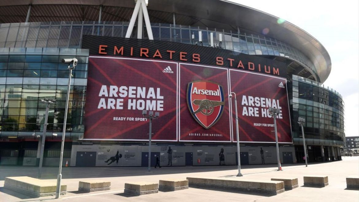 Arsenal to receive £120m loan from Bank of England as part of Covid Corporate Financing Facility - Eurosport