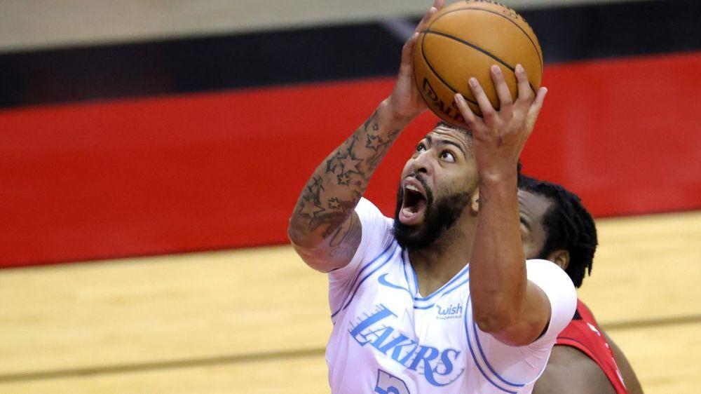 Houston Rockets-Los Angeles Lakers: Resumen y resultado hoy - Eurosport