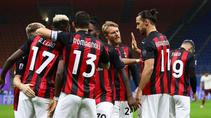 SERIE A - Le doublé de Zlatan n'a pas suffi : l'AC Milan tenu en échec par  la Roma (3-3) - Eurosport