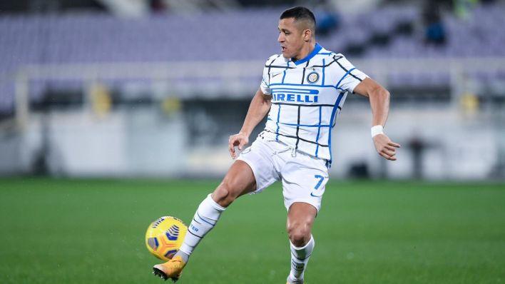 Alexis Sanchez, Inter 2020-2021 (Getty Images)