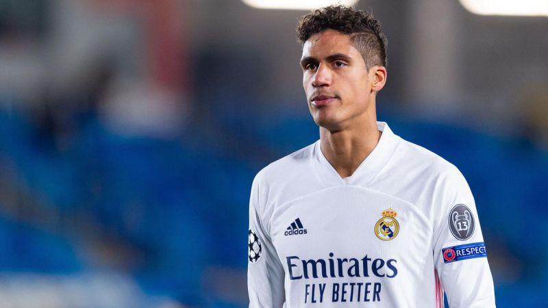 Sigue el gafe en el Real Madrid: Varane, lesionado, no estará en Londres -  Eurosport