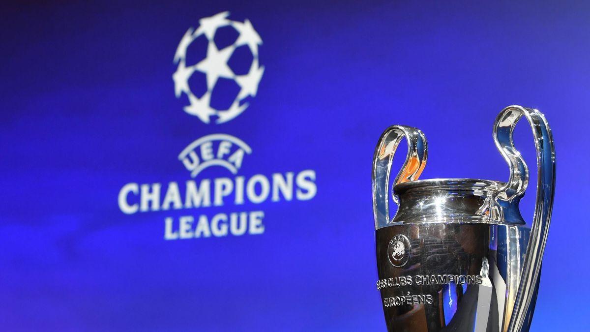 Sorteo octavos Champions League 2020: - 2021: Día, hora y dónde ver  Eurosport 1 y APP - Eurosport