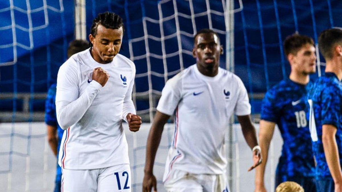 The uefa european championship brings europe's top national teams together; Les Bleuets font un grand pas vers l'Euro Espoirs en ...