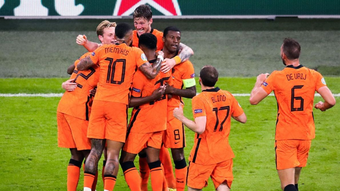Euro 2020 features - Opinion: Chaotic beauty of this Dutch team is just  what this Euros needs - Eurosport