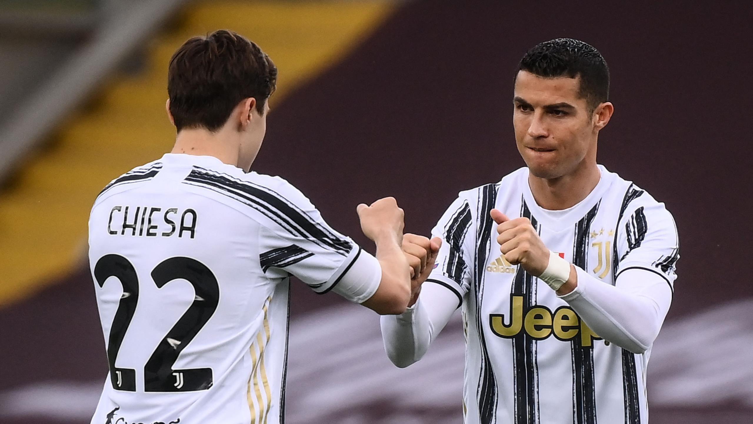 Juventus should build around Federico Chiesa and move on from Cristiano  Ronaldo mistake - Eurosport