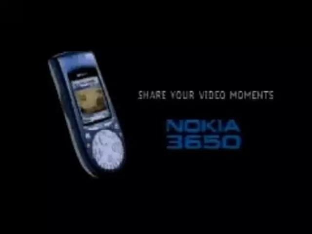 Nokia 3650 geri dönüyor