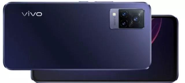 Vivo V21 kamera