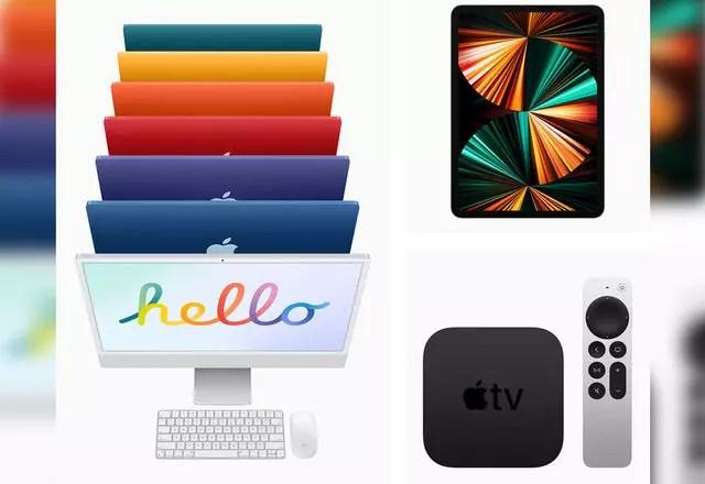 Apple'ın yeni ürünleri