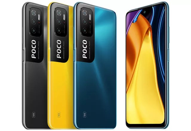 Poco M3 Pro 5G özellikleri