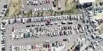Şaşırtan kalabalık! Görenler oto pazar sanıyor