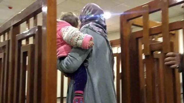 Irak'taki Mahkeme 15 Türk Kadını İdama Mahkum Etti