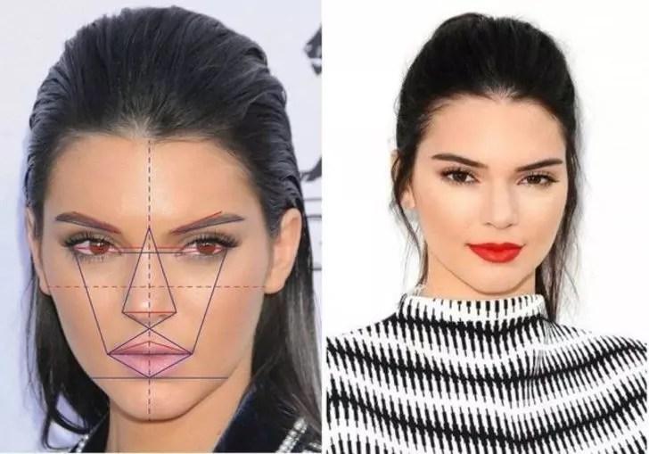 Kendall Jenner - % 90.18