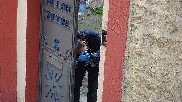 Trabzon'da kilise bahçesinde 'patlayıcı' alarmı