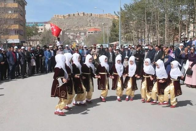 Bayburt'ta Turizm Haftası kutlamaları