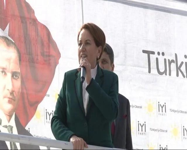 Akşener partisinin Bakırköy ilçe binasını açtı