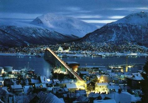 Tromsø De Nuit à Tromso 3 Expériences Et 75 Photos