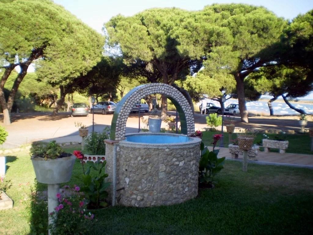 Fotos de Jardn en Restaurante Aguas del Pino  El Rompido  2006881