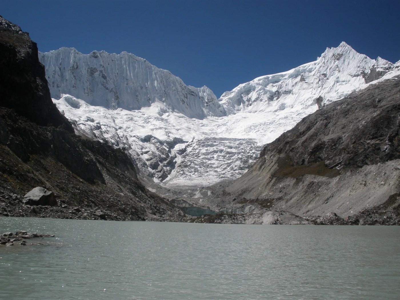 Laguna Llaca en Huaraz: 2 opiniones y 11 fotos