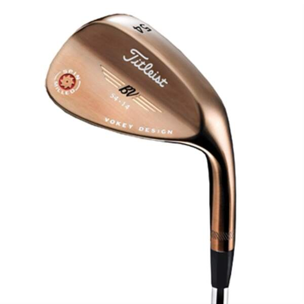 Titleist 2009 Vokey Spin Milled Oil Wedge 2nd Swing Golf