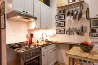 Couple Fills a 242-Square-Foot Village Apartment with ...