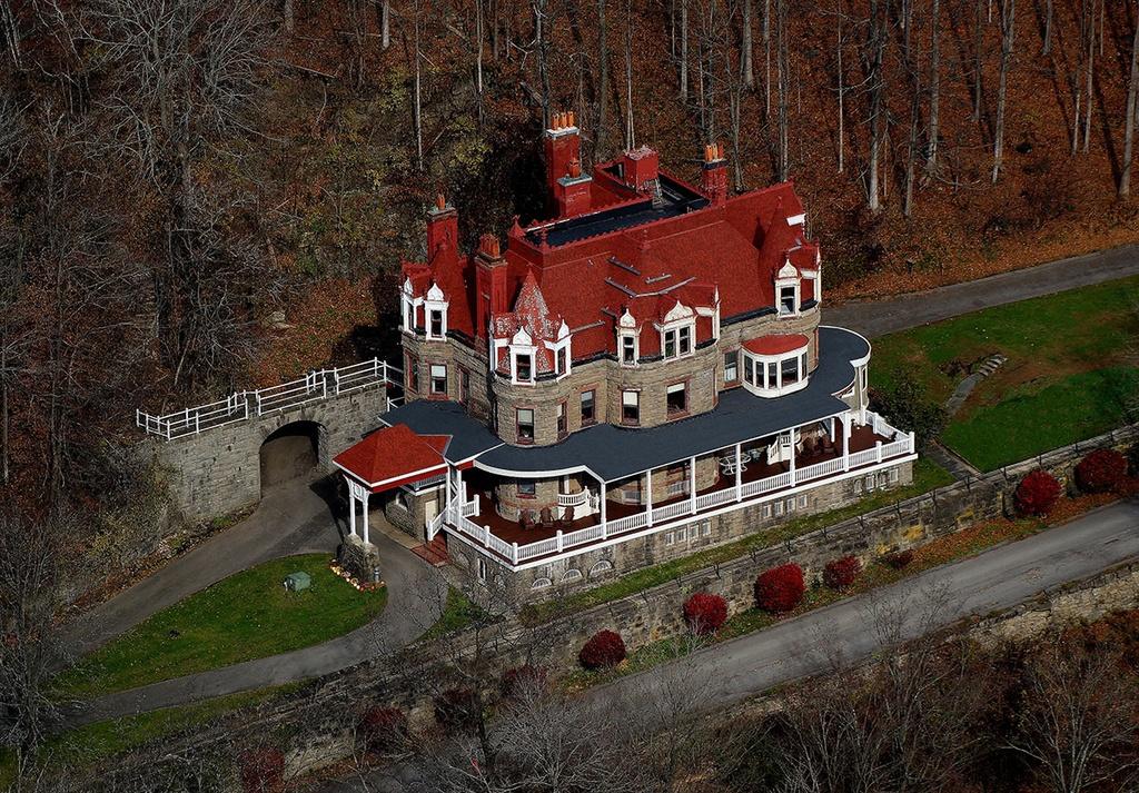 Inventor DH Burrells Little Falls Mansion Will