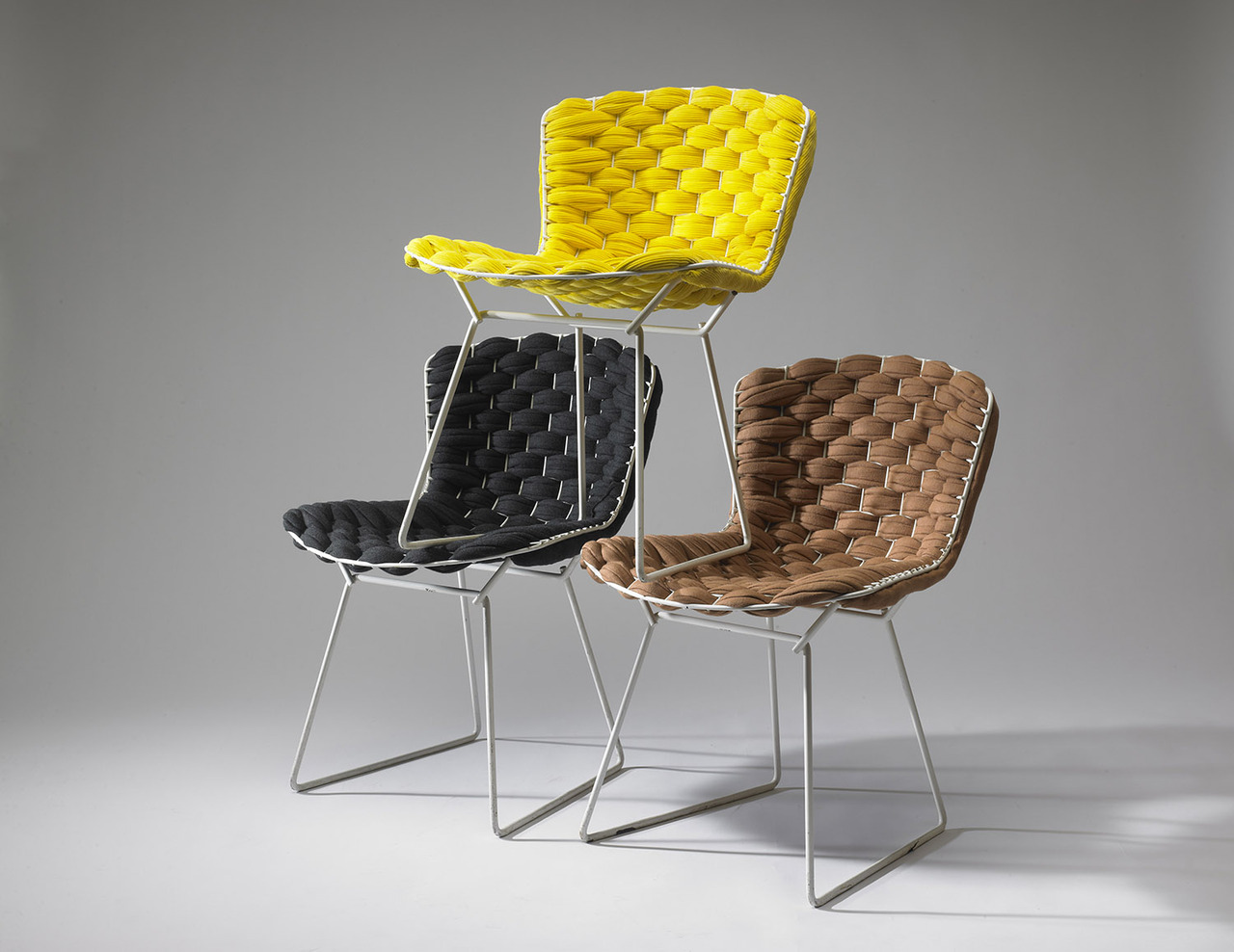 Clement Brazille Reinvents The Iconic Bertoia Chair With