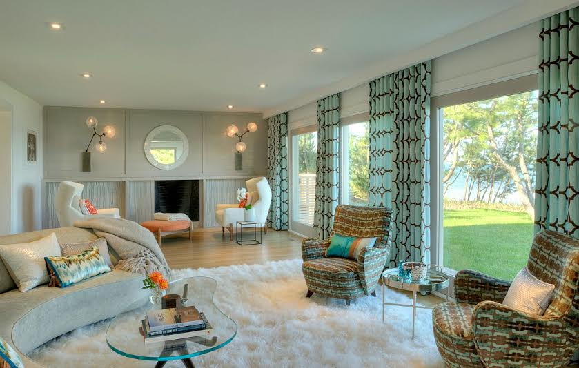 DHD Interiors Bring the Beach Back to This Hamptons Beach