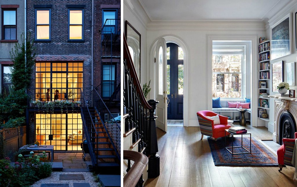 Inside Lang Architecture S Light And Airy Carroll Gardens