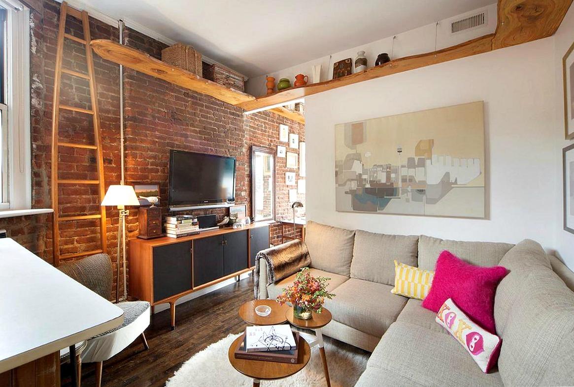 Tiny Apartment Decorating Ideas