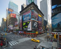 Times Square' Marriott Edition Hotel Breaks Ground