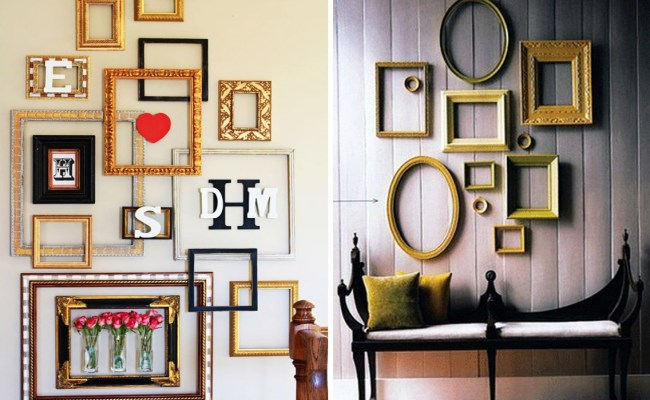 10 Imaginative And Inexpensive Ways To Frame Your Favorite