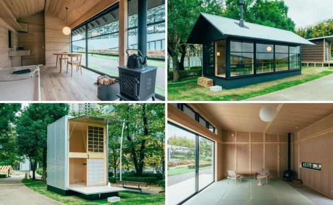 Tiny House Muji Huts Will Start At Just 25 000 6sqft