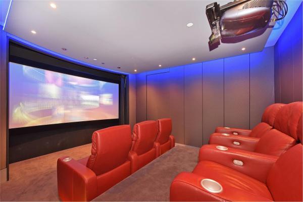 6m Duplex Loft Private Screening Room 6sqft