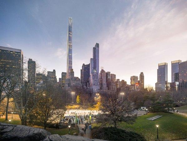 111 West 57th Street Tower New York City
